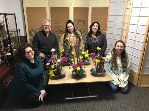 Ikebana and Flower Arranging Experience in Kyoto