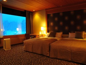 Shiga Kogen Ski Package -  Prince Hotel East Wing