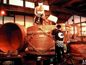 Kobe Sightseeing & Nada Sake Brewery Walking Tour