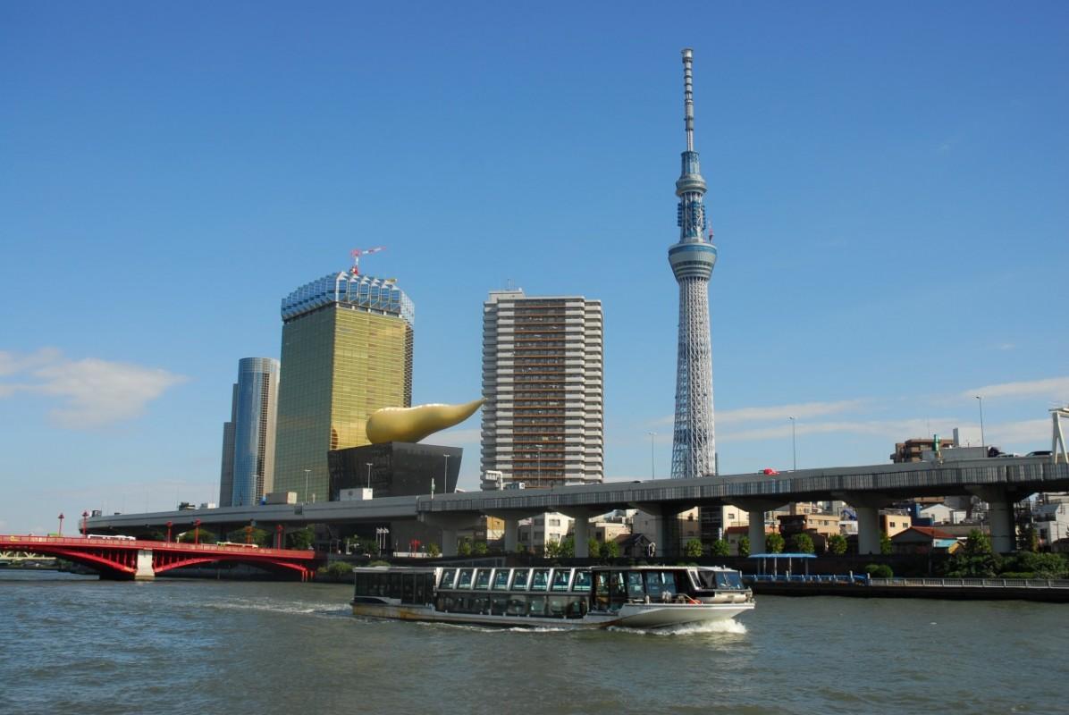 Tokyo Skytree R Amp Asakusa Half Day Tour