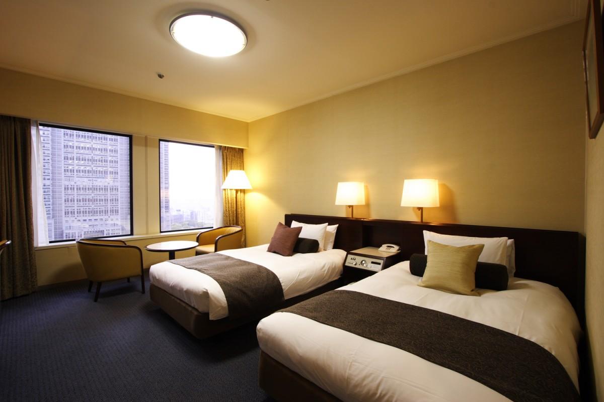 Image Result For Keio Plaza Hotel Tokyo